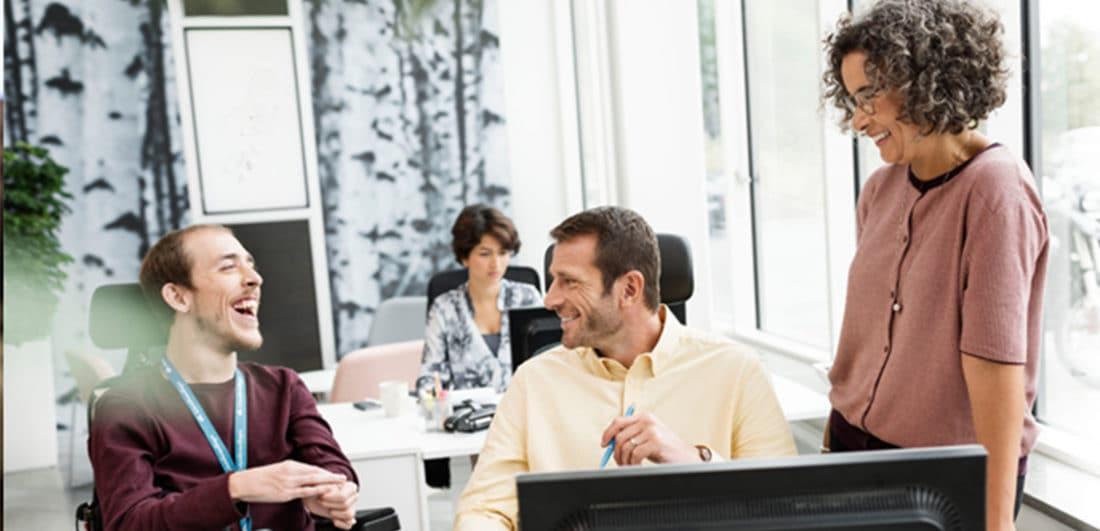 Arbetsförmedlingen satsar på att skapa motivation, delaktighet och engagemang