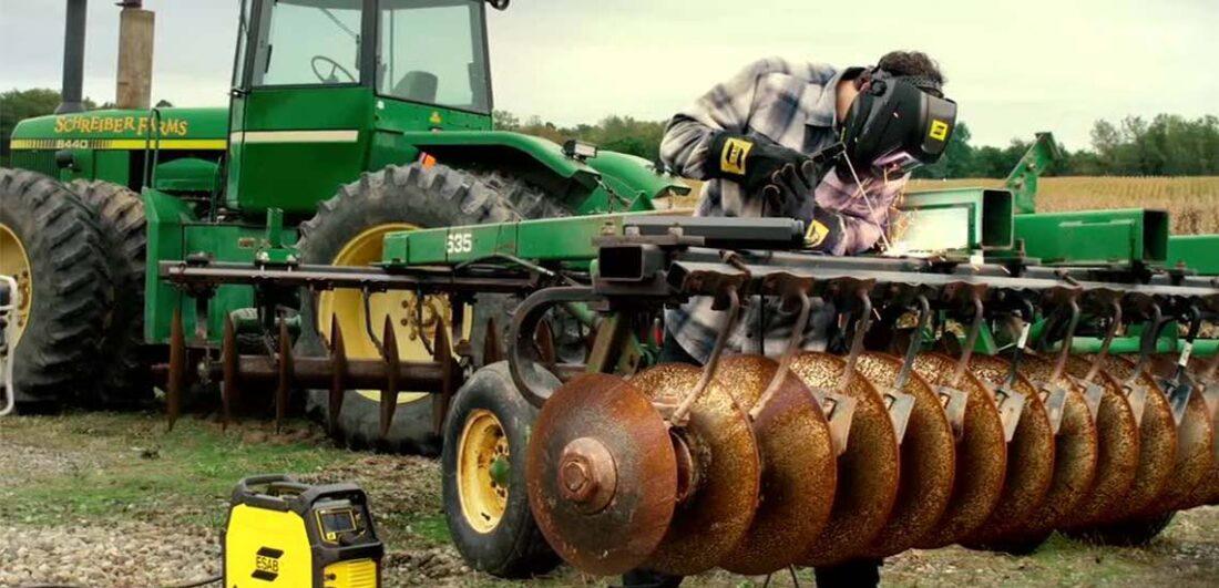 Jordbruksmaskin