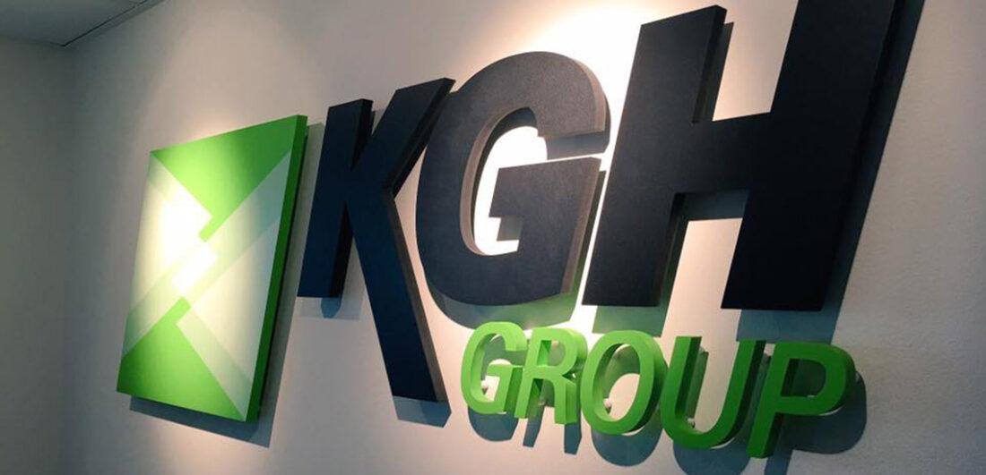 KGH Groups logotyp
