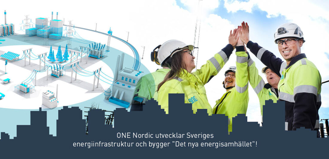 Anställda på One Nordic