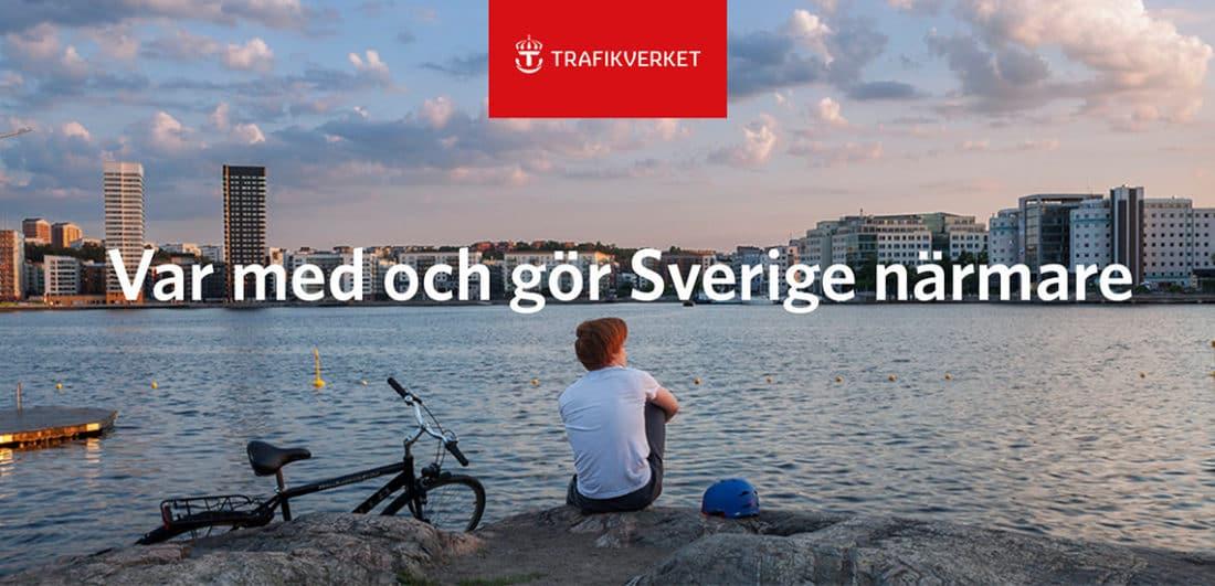 Bild för Trafikverket som är en svensk myndighet