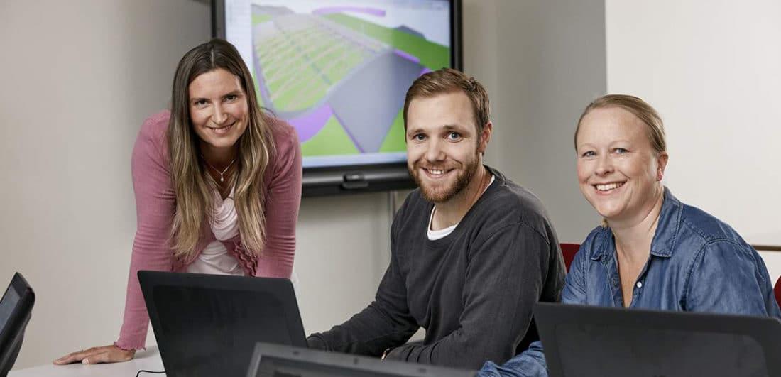 Medarbetare på Veidekke, Skandinaviens fjärde största bostadsutvecklare och ett av årets Karriärföretag